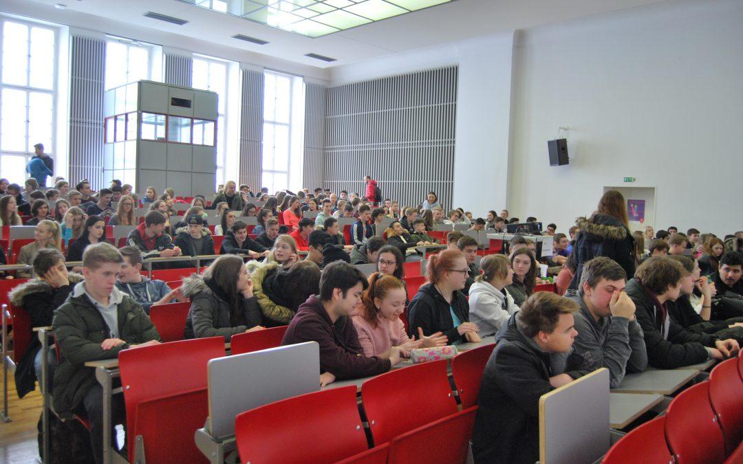 Präventionsvortrag an der LMU München