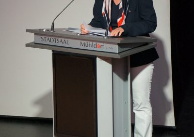 Bürgermeisterin Marianne Zollner